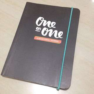 One on One Devotional Journal
