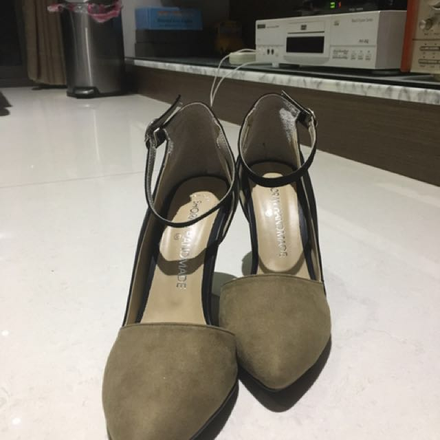 韓國買回高跟鞋