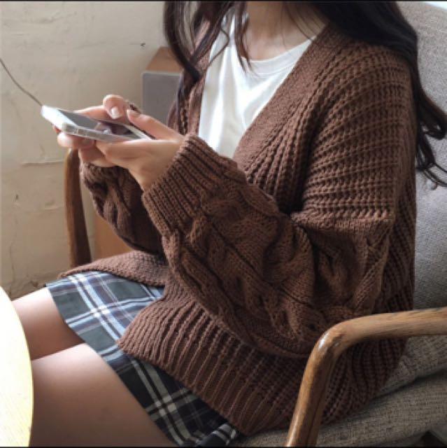 全新寬鬆棉麻外套 #四百不著涼