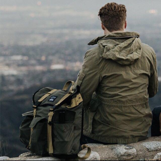 美國代購 🇺🇸 Alpha後背包M65 Olive