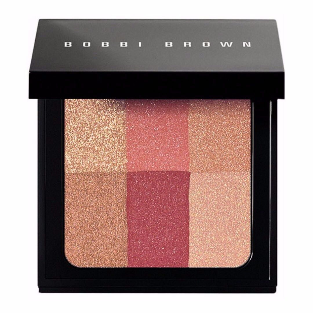 降降降(含運出清) BOBBI BROWN Brightening brick powder晶幻頰彩蜜粉兩用餅四色