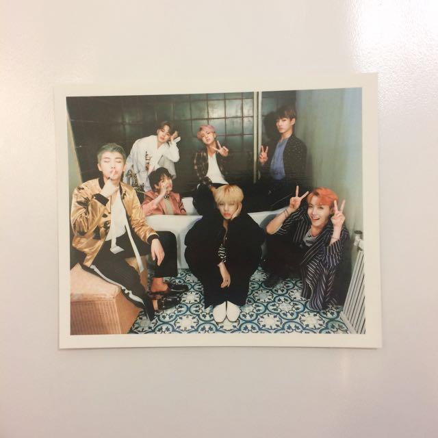 🦋 [BTS] - wings // group 🦋
