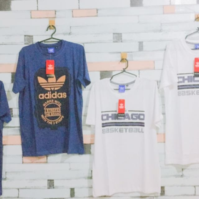 Adidas shirt unisex couple per piece
