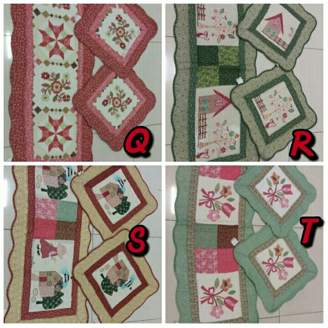 Alas Serbaguna Patchwork Home Furniture Home Decor On Carousell