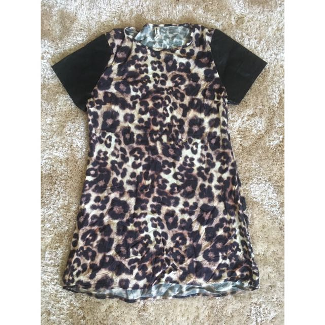 All About Eve T-shirt Dress Size 14