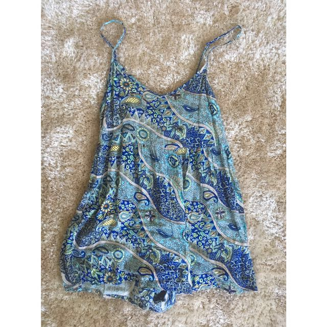 Ally Fashion Summer Playsuit Size 10