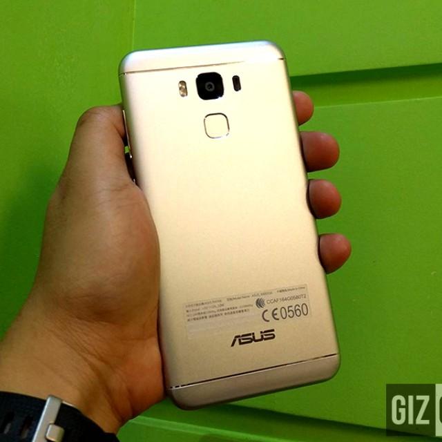 ASUS ZenFone 3 max 5.5 GOLD