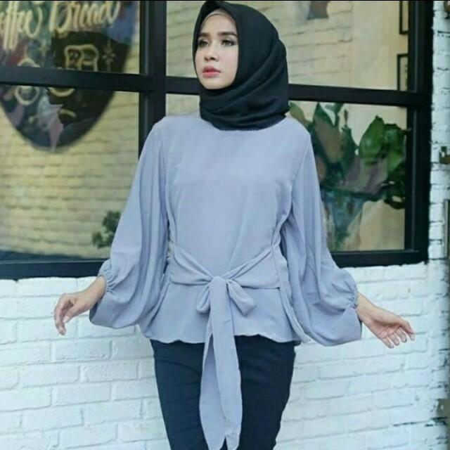 Atasan hijab