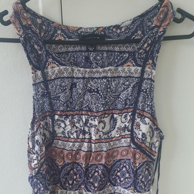 Atmosphere Boho Dress