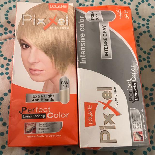 Auth Pixel Lolane Hair Color Cream Health Beauty Hair Care On Carousell