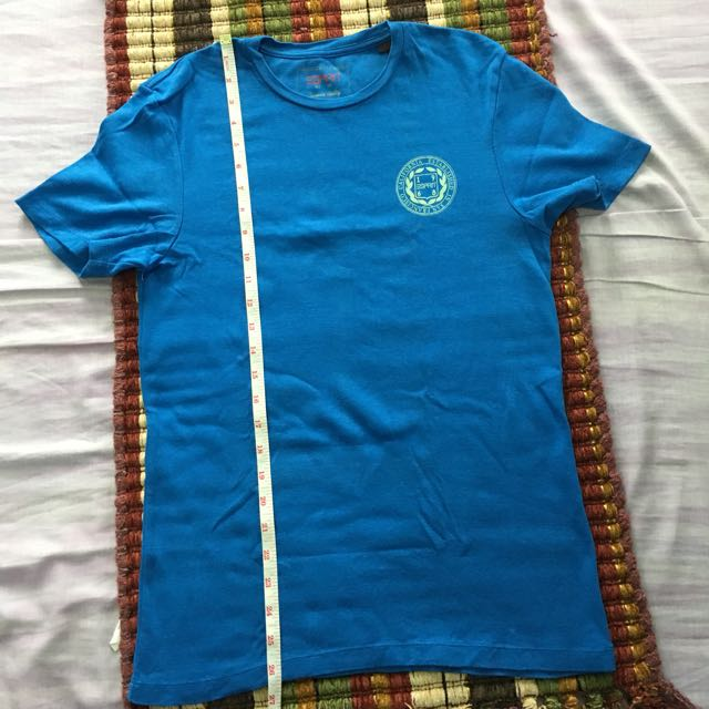 Authentic esprit blue shirt large
