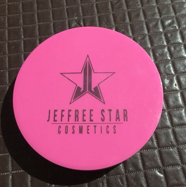 Authentic Jeffree Star Highlighter in Ice Cold