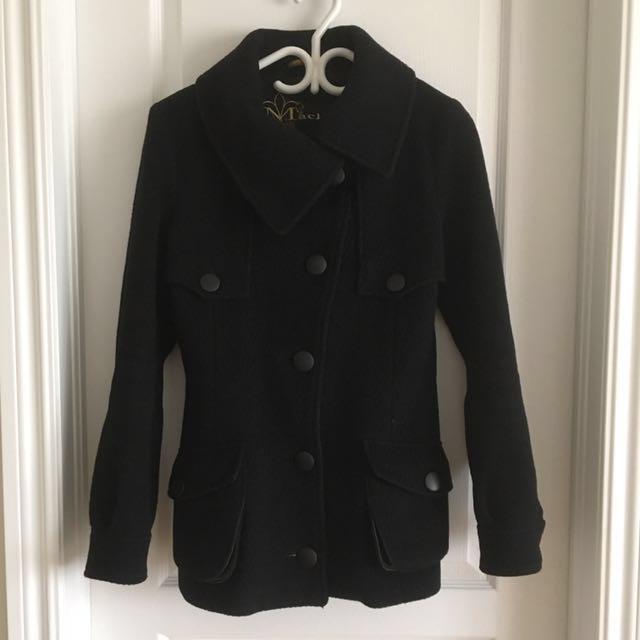 Authentic MACKAGE wool jacket
