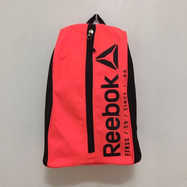 reebok shoe bag