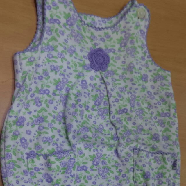 Baby Gap floral onesie for baby girl