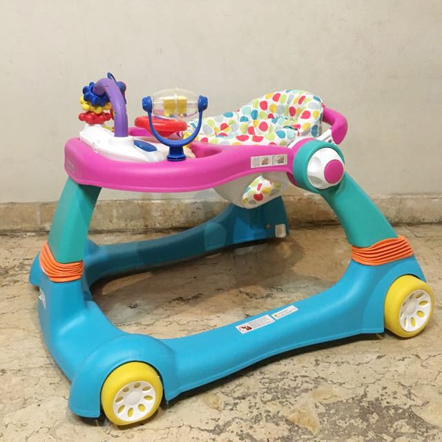 Baby Walker Cocolatte 2 in 1