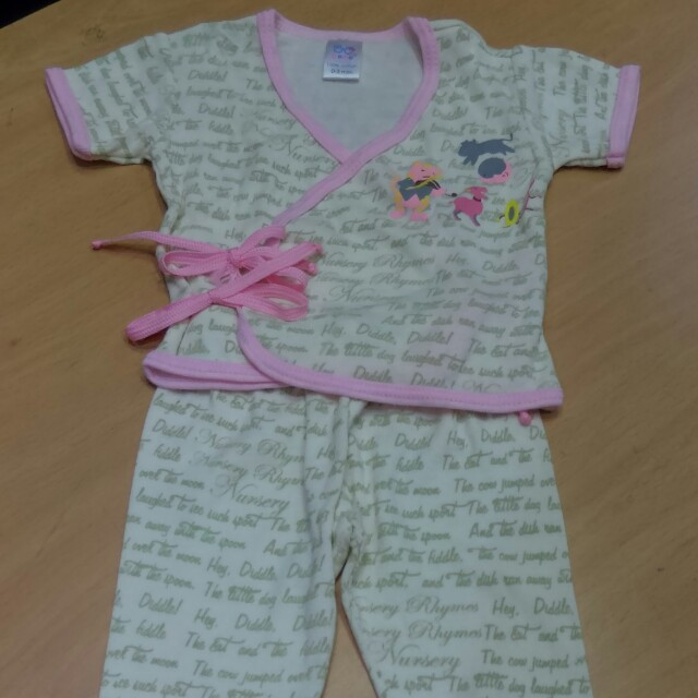 Bebe by Soen pajama set for baby girl