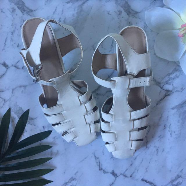 Betts Platform Sandals