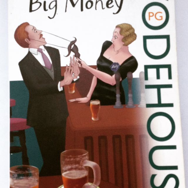 Big Money by PG Wodehouse