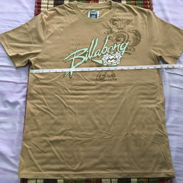 Billabong shirt brown