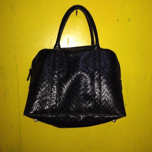 Black Banig Inspired Hand Bag