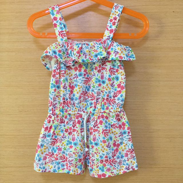 BNWT Mothercare Toddler Girl Jumpsuit