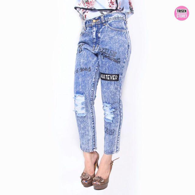 Boyfriend Jeans OMG