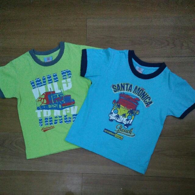 Bundle of 2 T-shirts