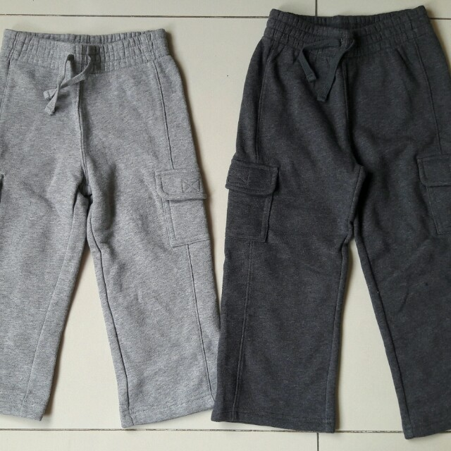 Celana Training Anak 2T,3T