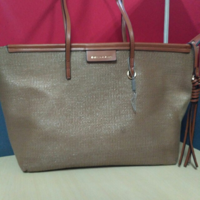 Charles and keith tote