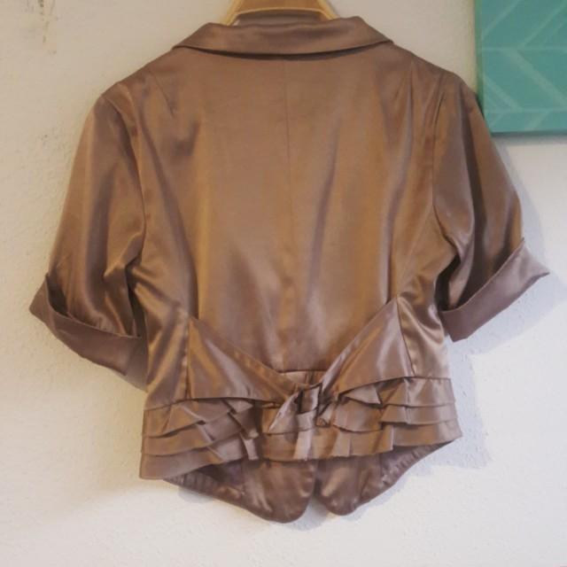 Chic Cropped blazer