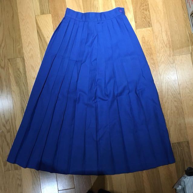 Cosplay uniform skirt