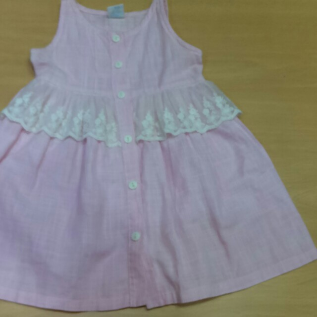 Crib Couture dress for baby girl