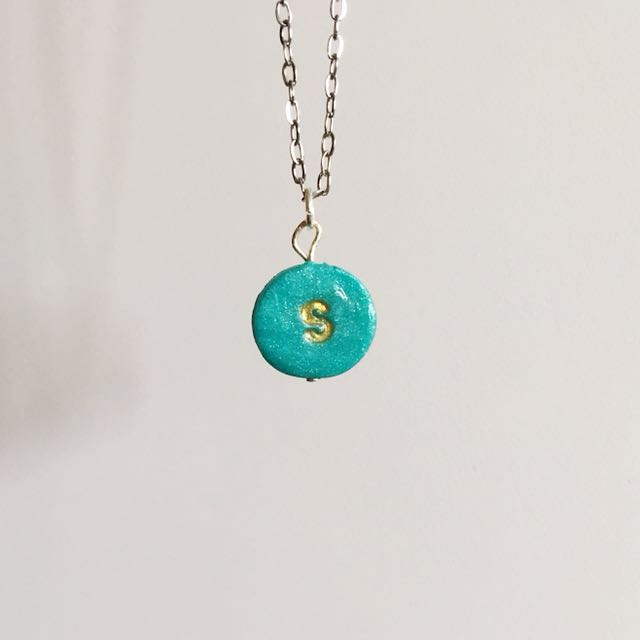 five customised coin pin cent year key ur necklace pendant wattle chain of australian choice