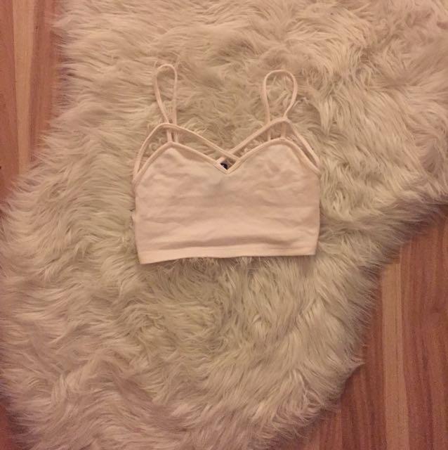 Cute little pink top