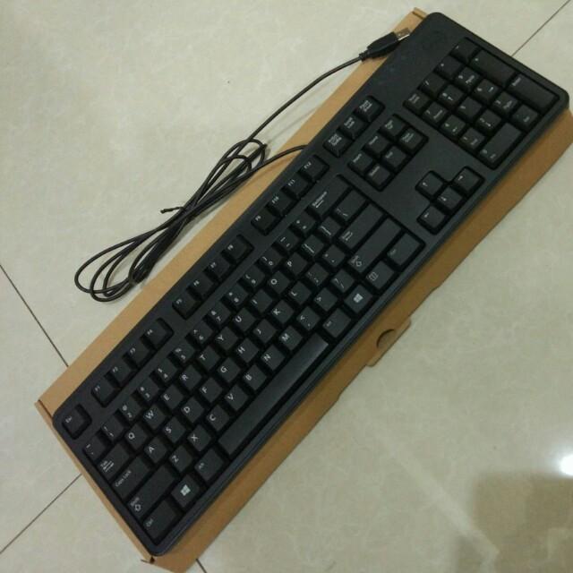 Keyboard DELL KB212-B
