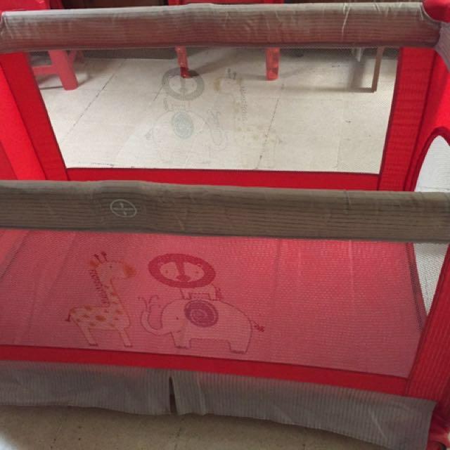 DOES Baby Crib / Ranjang Bayi