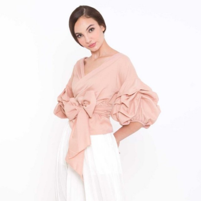 Doublewoot Blush Top