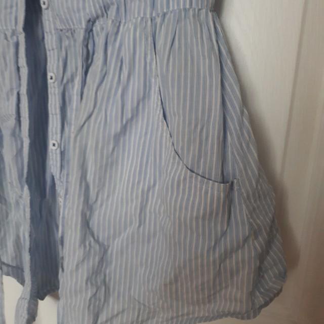 dress shirt with pockets
