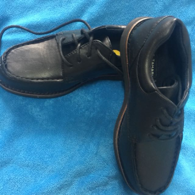 Elie Tahari Black Shoes for Kids
