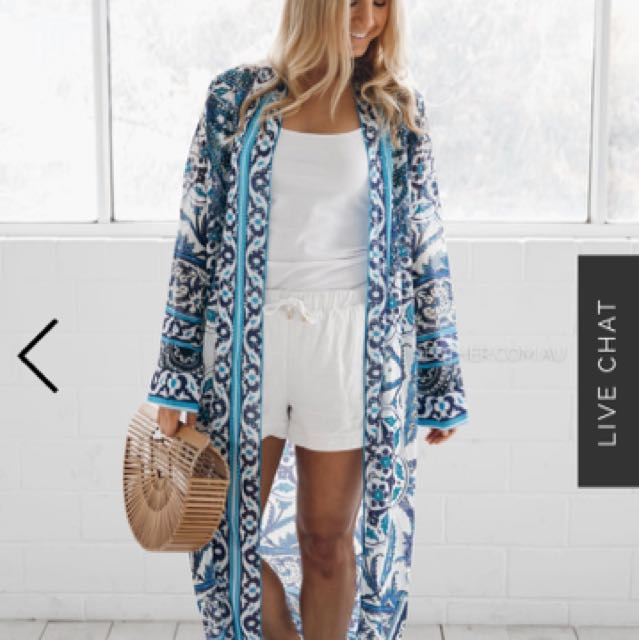 Esther kimono jacket