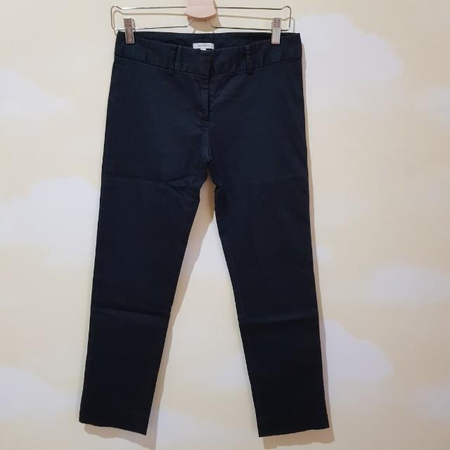 Et Cetera 7/8 Black Pants