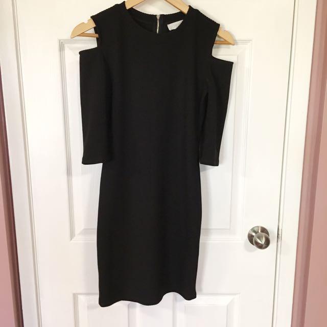 F21 Bodycon Dress (Small)