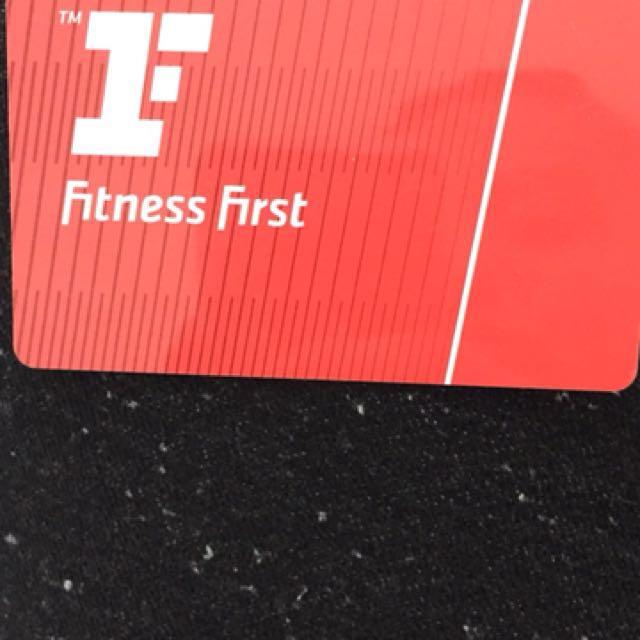 Fitness First Student Passport Membership Transfer