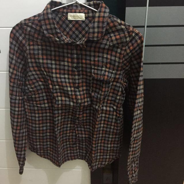 Flanel Shirt