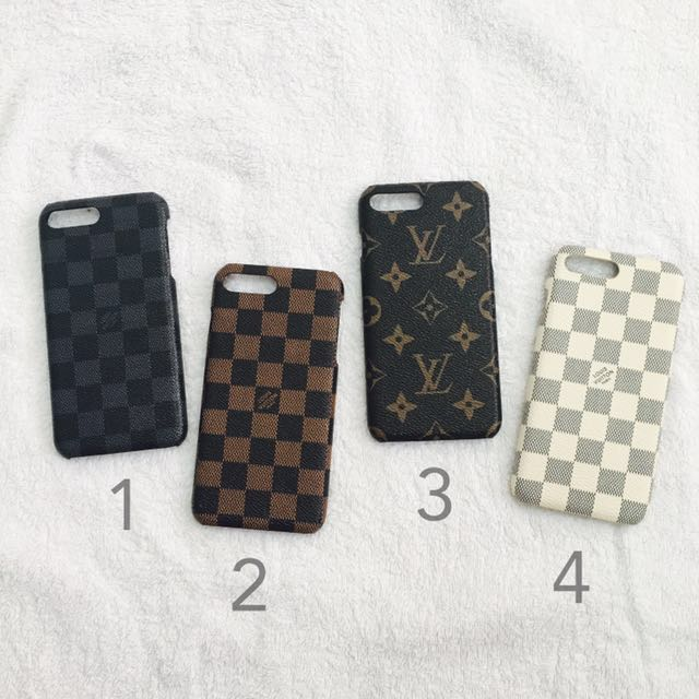 new concept b6872 13f47 #FlashSale11 INSTOCK Louis Vuitton iPhone 7 case