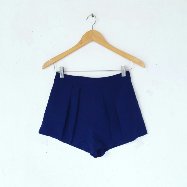 Forever 21 Navy Short Pants