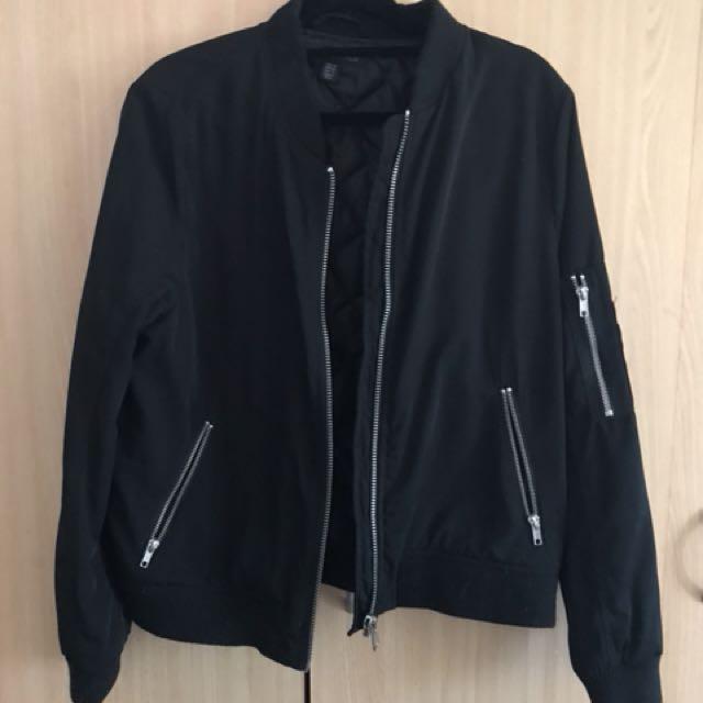 Forever New Bomber Jacket
