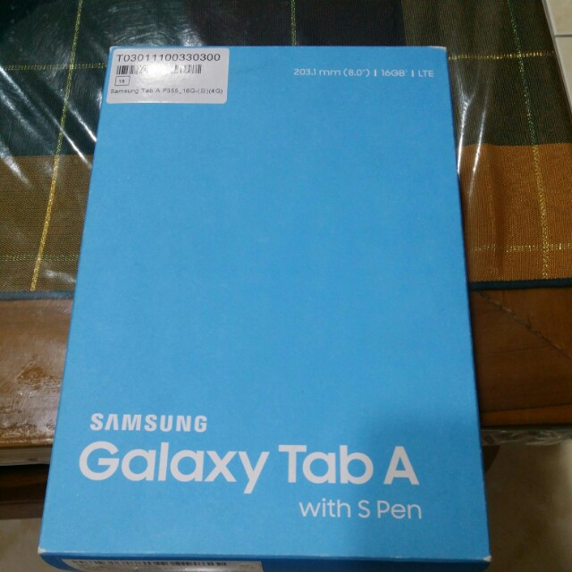 Galaxy Tab A 平版