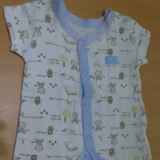 George unisex romper for Newborn